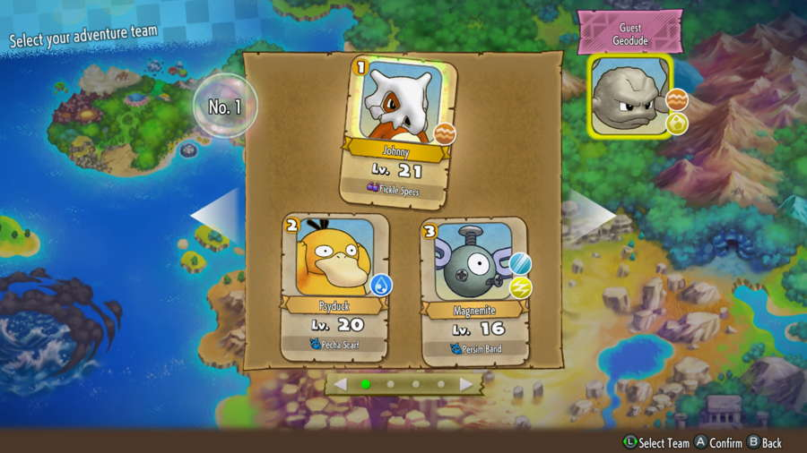 How To Recruit More Pokemon In Pokemon Mystery Dungeon Rescue Team DX