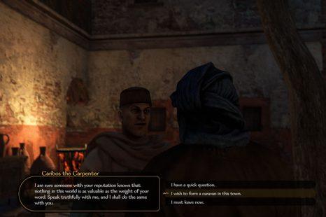 How To Start A Caravan In Mount & Blade II Bannerlord