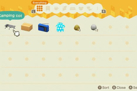 How To Store Items In Animal Crossing New Horizons