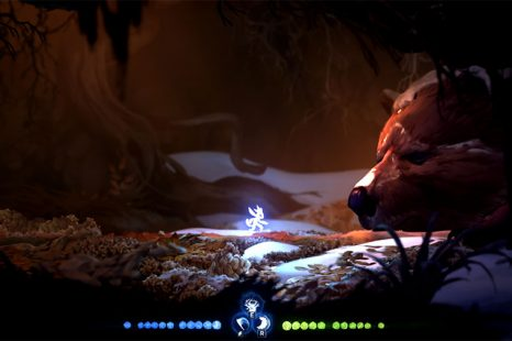 How To Wake The Sleeping Bear In Ori And The Will Of The Wisps