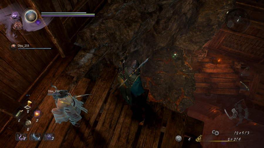 Kodama 2 Hollow Nioh 2