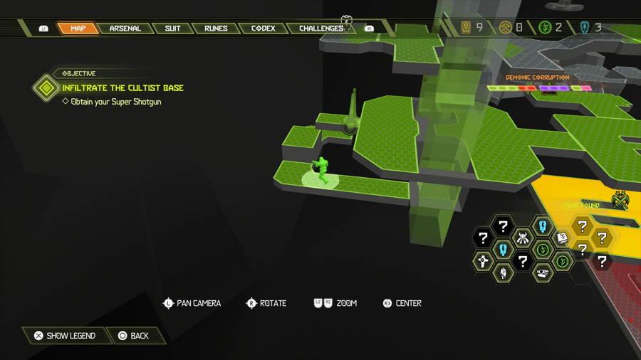 Level 3 Praetor Suit Point 2 2