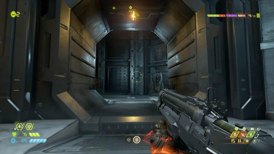 Level 3 Praetor Suit Point 2