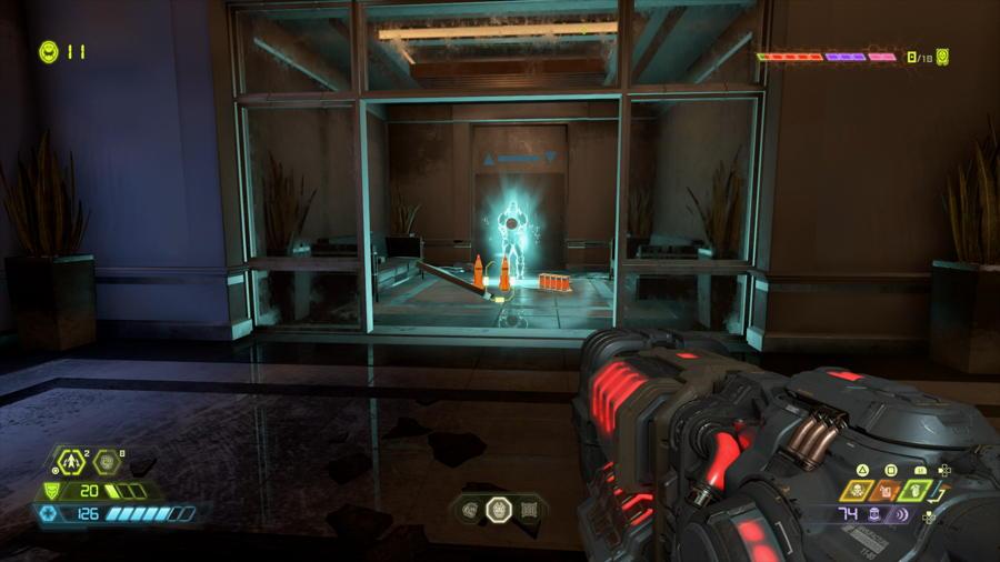Level 6 Arc Complex Praetor Suit Points 1 2