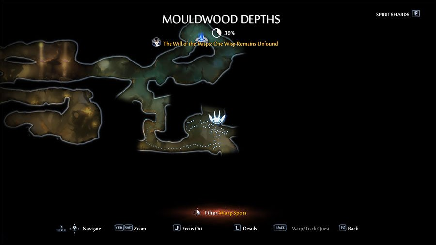Life Cell Fragment #1 Mouldwood Depths