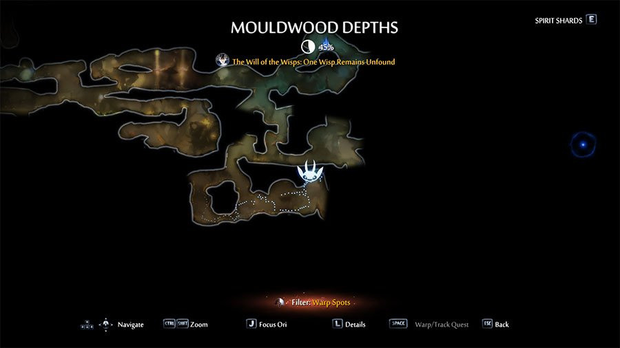 Life Cell Fragment #2 Mouldwood Depths
