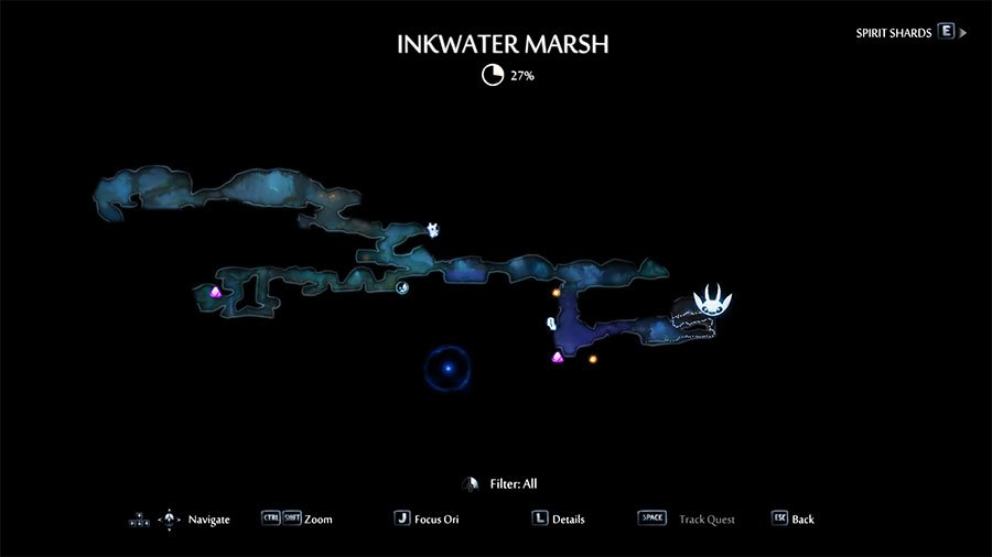 Magnet -Inkwater Marsh