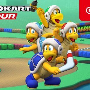 Hammer Bro Tour Coming to Mario Kart Tour