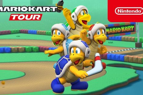 Hammer Bro Tour Coming to Mario Kart Tour