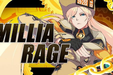 Millia Rage and Zato=1 Coming to Guilty Gear -STRIVE-