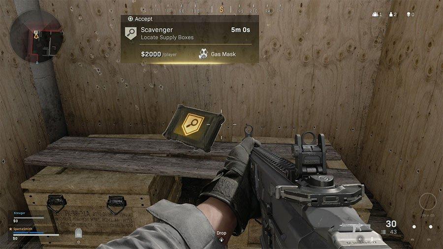 Modern Warfare Warzone Contracts Guide