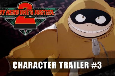 My Hero One's Justice 2 Gets New Character Trailer