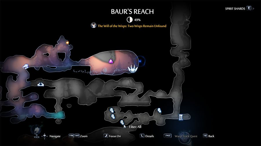 Mysterious Seed #4 (Baurs Reach)
