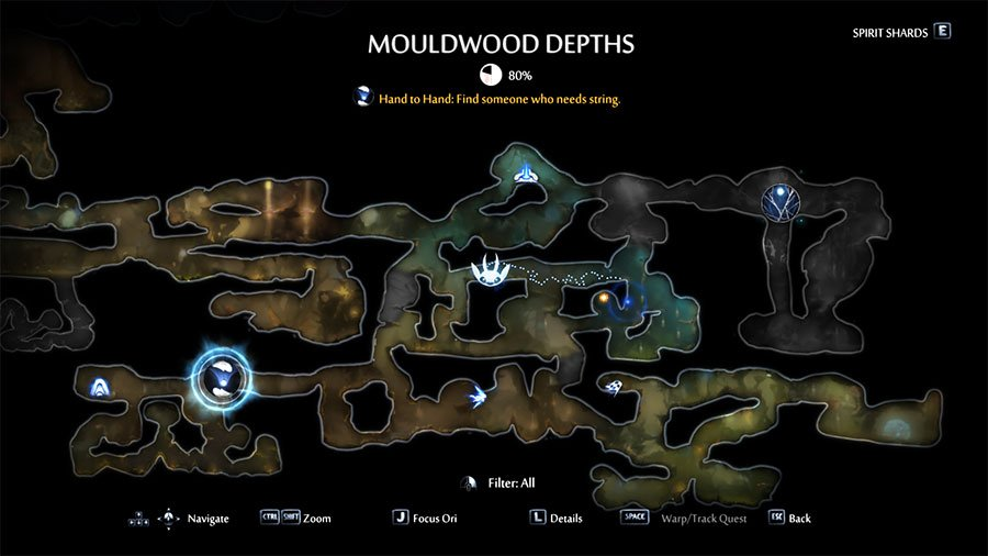 Mysterious Seed #5 (Mouldwood Depths)