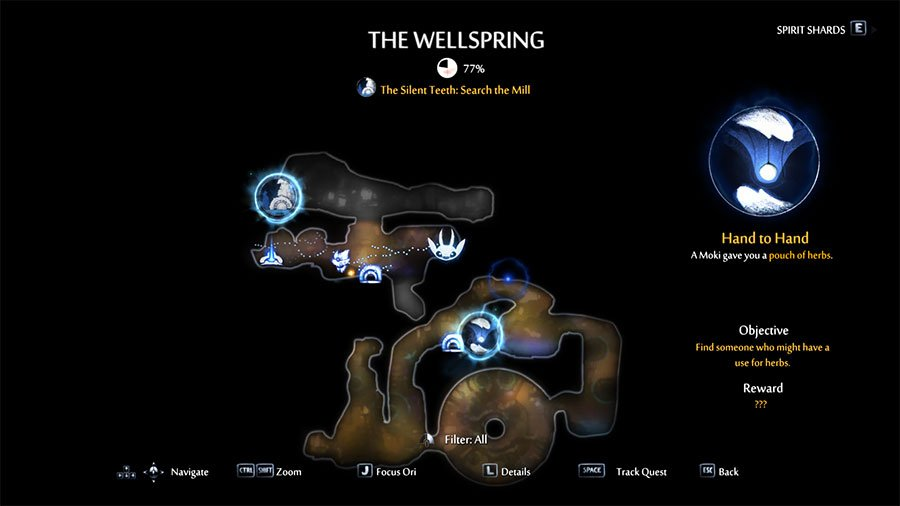 Mysterious Seed #1 (The Wellspring