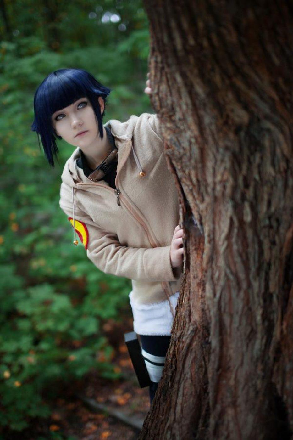 Naruto and hinata cosplay