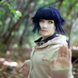 Cosplay Wednesday – Naruto's Hinata Hyūga