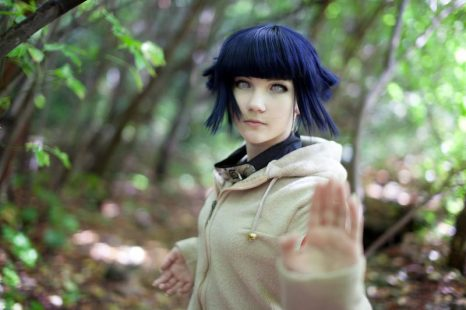 Cosplay Wednesday – Naruto's Hinata Hyūga