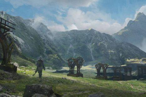 NieR Replicant Remaster Announced