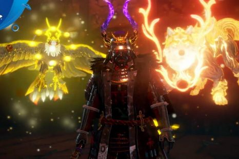 Nioh 2 Gets Launch Trailer