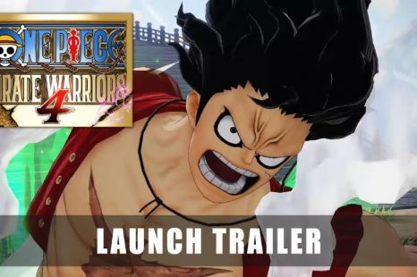 One Piece: Pirate Warriors 4 Launch Trailer Released