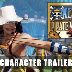 One Piece: Pirate Warriors 4 Gets Character Trailer