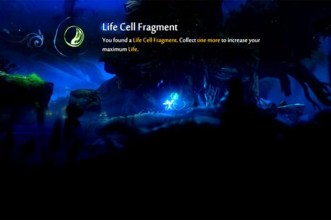 Ori And The Will Of The Wisps Life Cell Fragment Location Guide