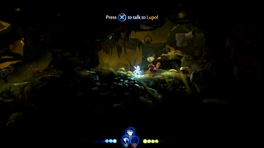 Ori And The Will Of The Wisps Map Location Guide