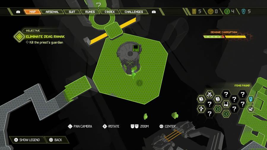 Praetor Coin 2 level 4 doom Eternal