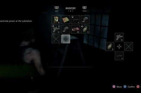 Resident Evil 3 Hip Pouch Location Guide