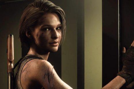 Resident Evil 3 Gets Jill Valentine Trailer