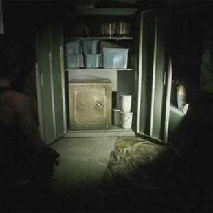 Resident Evil 3 Remake Safe Combination Guide