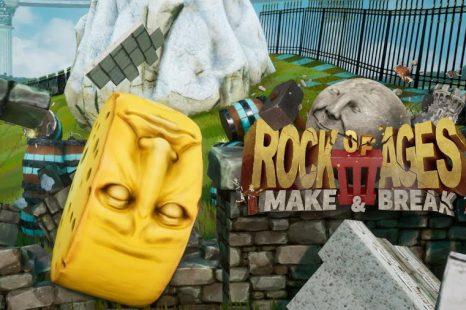 Rock of Ages 3: Make & Break Coming June 2