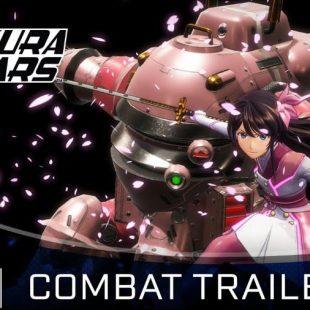 Sakura Wars Gets Combat Trailer