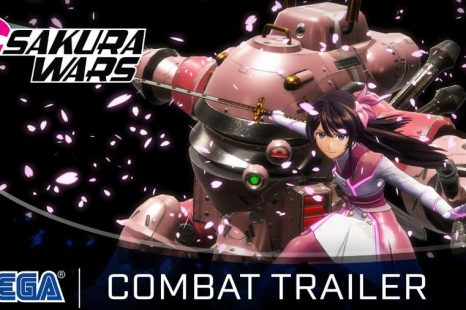 Sakura Wars Gets Combat Trailer