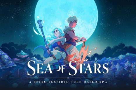 Turn-based RPG Sea of Stars Announced