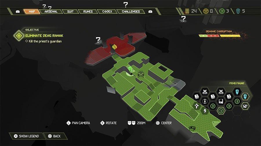 Sentinel Battery Location #5