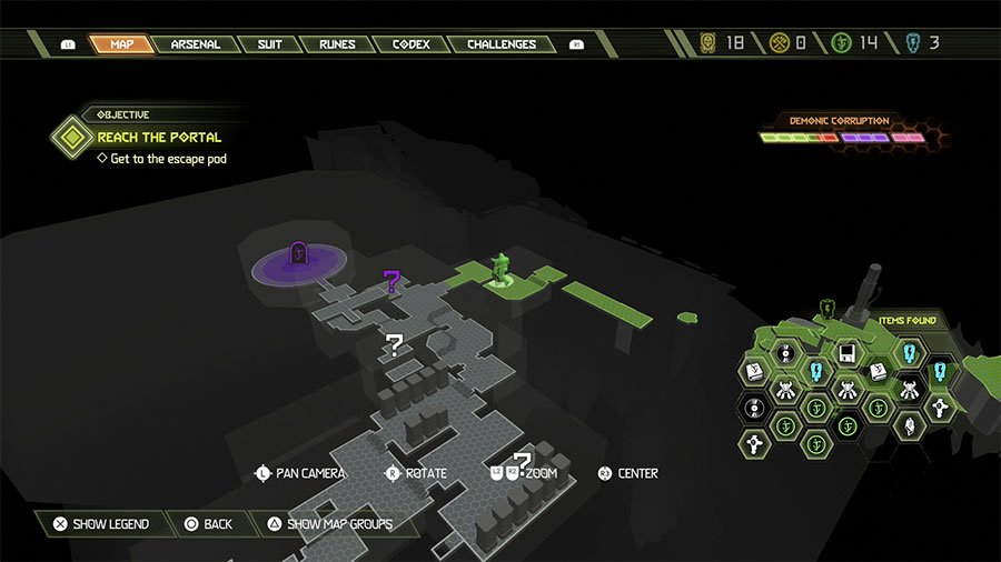 Sentinel Crystal Location #9