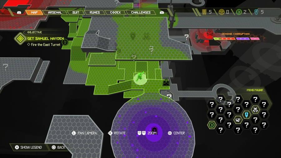 Slayer Gate Arc Complex Doom Eternal