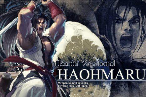 Samurai Shodown's Haohmaru Coming to SoulCalibur VI March 31