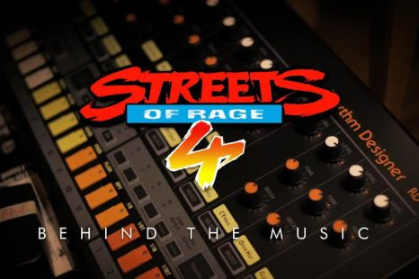Streets of Rage 4 Gets Behind the Music Trailer