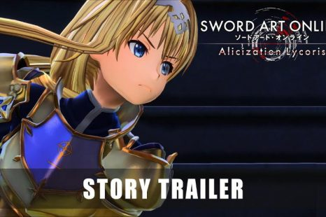Sword Art Online: Alicization Lycoris Gets New Story Trailer