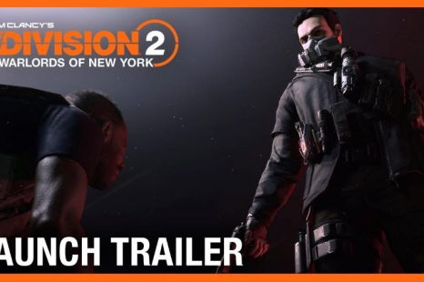 Tom Clancy's The Division 2: Warlords of New York Gets Launch Trailer
