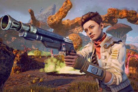 The Outer Worlds Coming to Nintendo Switch June 5
