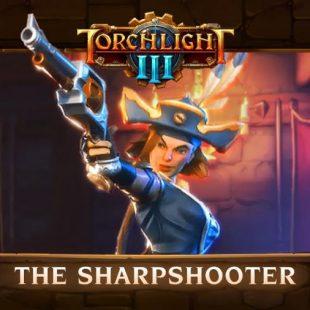 Torchlight III Getting Sharpshooter Class