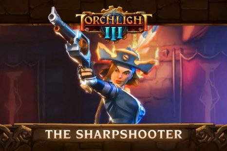Torchlight III Getting Sharpshooter Class