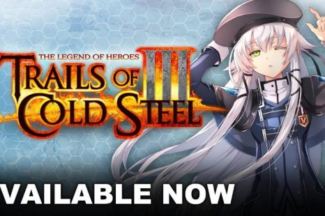 The Legend of Heroes: Trails of Cold Steel III Now Available on PC