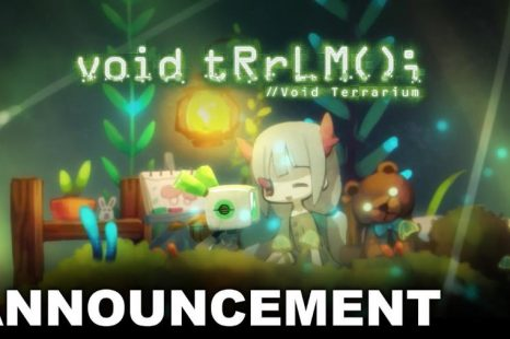 void tRrLM(); Void Terrarium Coming Summer 2020