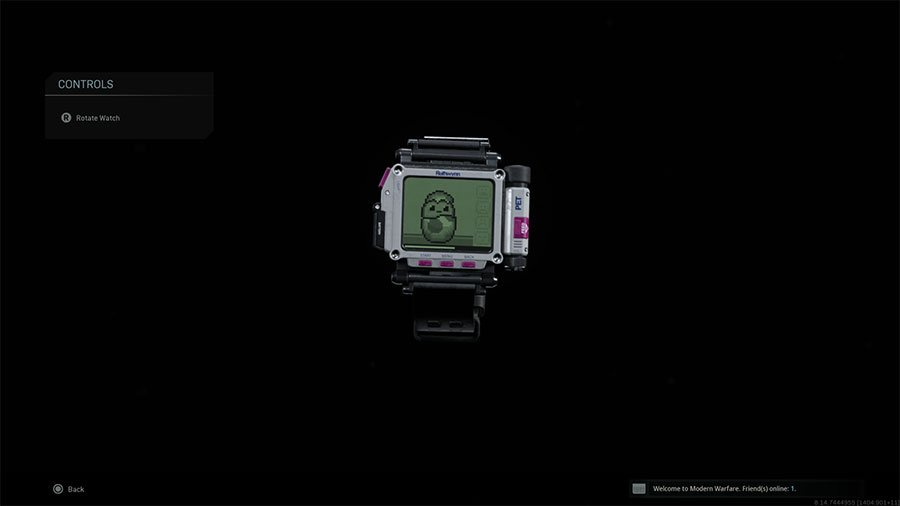 What Are The Tomogunchi Watch Symbols In Call Of Duty Modern Warfare