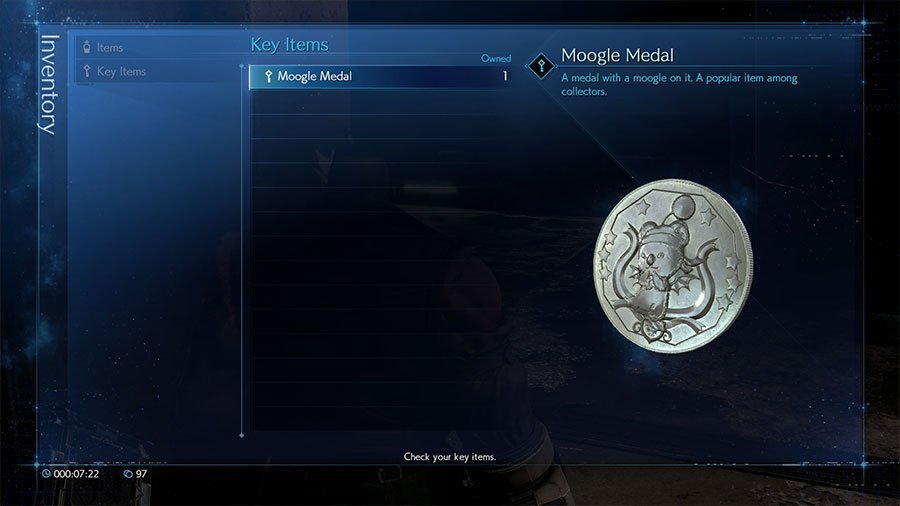 What Does The Moogle Medal Do In Final Fantasy 7 Remake